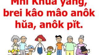 TKH2017 - NNCE - NGÔI NHÀ CỦA EM - SANG KÂO (TIẾNG Ê-ĐÊ)