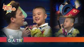 Thần đồng 7 tuổi khiến Trấn Thành dở khóc dở cười mà thương hết sức   #24 NHANH NHƯ CHỚP NHÍ - Mùa 2