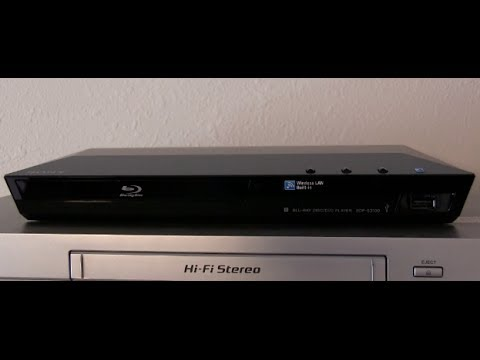 Lecteur Blu Ray Sony Bdp S280 The Sony Bdp S3100 Blu Ray