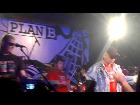 Красная Плесень - Пантера 2 PLAN B 18.02.2012 г.концерт