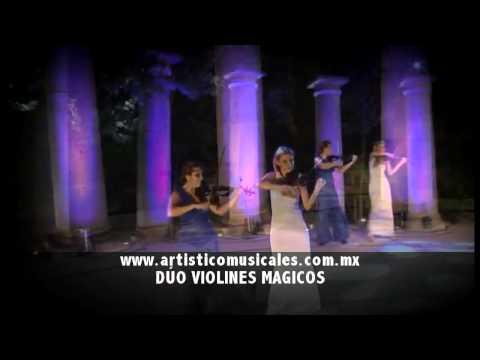 Violines Magicos Show 553232-9591 1989-8574 52*1750*2