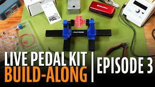 Watch the Trade Secrets Video, How to Build a Pedal Kit Step-by-Step (Episode 3)