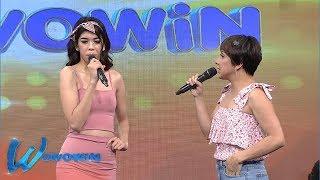 Wowowin: 'Sexy Hipon' Herlene, sasali raw sa Binibining Pilipinas?!