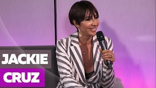 Jackie Cruz on Orange Is The New Black,  La Hora Loca + Using Her Platform
