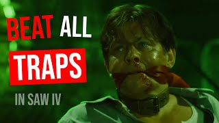 How to Beat Every Trap in Saw 4