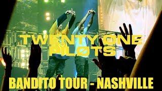 twenty one pilots: Bandito Tour - Nashville 2018