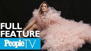 Jennifer Lopez On Turning 50, 'Hustlers', Fiancé Alex Rodriguez & Her Incredible Year | PeopleTV