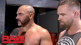 Scott Dawson shows off his Lucha House Rules battle damage: Raw Exclusive, Dec. 3, 2018