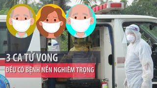 3 ca tử vong đầu tiên vì COVID-19 ở Việt Nam - PLO