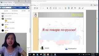 Sống sót ở Nga với những mẫu câu đầu tiên!