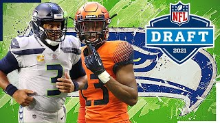 Seattle Seahawks Roster Breakdown and Full 7 Round Mock Draft
