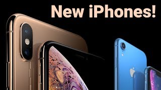 Apple iPhone Xs, Xs Max and Xr: all you need to know!