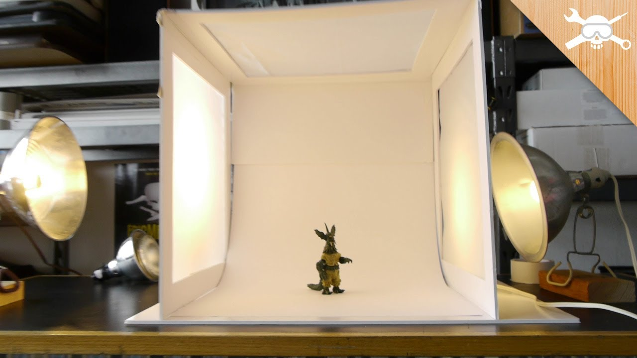 Build A Light Box On The Cheap Take Gorgeous Photos
