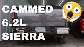 This Texas Speed Cammed 6.2L GMC Sierra SOUNDS AMAZING!
