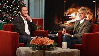 Jake Gyllenhaal's Hand Injury
