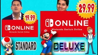 More Expensive Nintendo Switch Online Service Coming? - FUgameNews