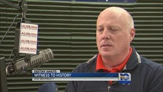 Rod Bramblett, Witness to history