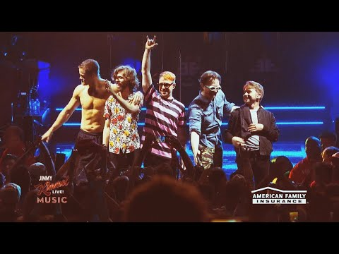 Imagine Dragons - Evolve Tour Part 2 2018 Full Concert
