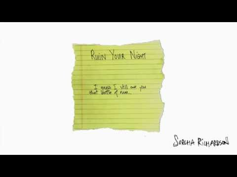 Sorcha Richardson - Ruin Your Night (Official Audio)