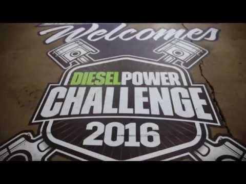 Diesel Power Challenge 2016