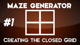 Random 3D Maze generator [Unity3D] - Music Videos