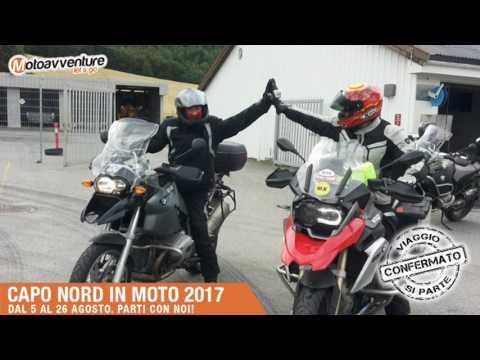 Capo Nord in moto - Agosto 2017 - CONFERMATO