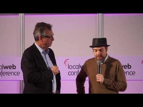 Rede: Eröffnung der Local Web Conference 2014 durch Siegfried Schneider