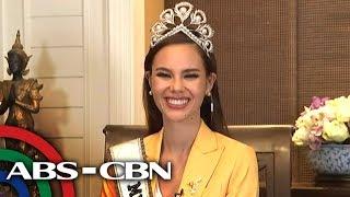 WATCH: Miss Universe 2018 Catriona Gray sa TV Patrol | 17 December 2018