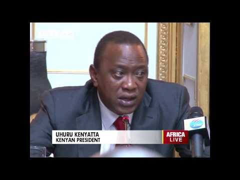 CCTV - Kenya & Ethiopia Need International Support to Resolve S.Sudan Crisis