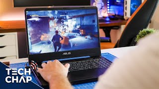 The Best BUDGET Gaming Laptop of 2019! [Asus TUF FX505] | The Tech Chap