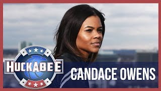 BEAST MODE: Candace Owens SHUTS DOWN Her Protesters | Huckabee