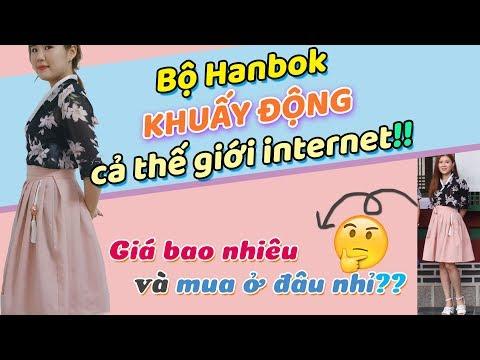 Bộ Hanbok KHUẤY ĐỘNG cả thế giới internet!! Giá bao nhiêu và mua ở đâu nhỉ??