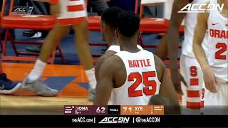 Iona vs Syracuse College Basketball Condensed Game 2017