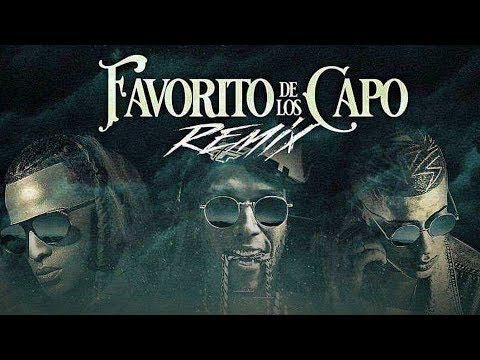 Arcangel x Bad Bunny x Flow Mafia - Favorito De Los Capos (Remix) [Official Audio]