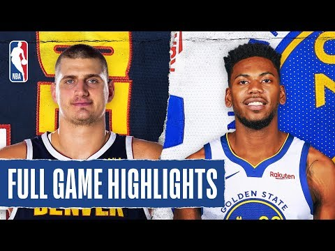 NUGGETS at WARRIORS | FULL GAME HIGHLIGHTS | January 16, 2020