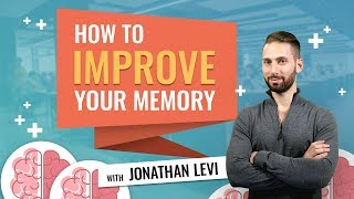 How To Improve Your Memory | Short Term VS Long Term VS Working Memory
