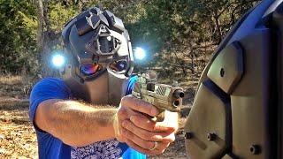 The DevTac Ronin Helmet