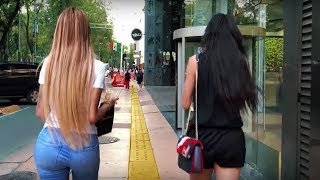 Mexico City — Video Walk【4K】🇲🇽