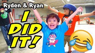 I DID IT #2 (RYDEN AND RYAN SONG) I Have An Idea!