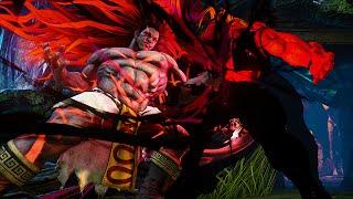 Street Fighter V: Necalli Reveal Game Trailer