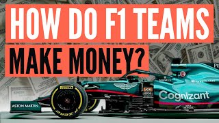 How do Formula 1 Teams Make Money?