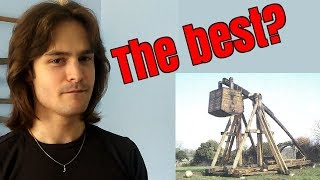 SIEGE EQUIPMENT OF THE MIDDLE AGES!
