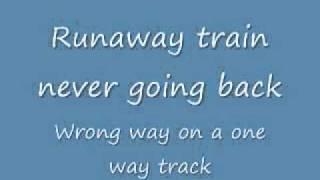 Soul Asylum- Runaway Train (lyrics)