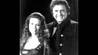 Long Legged Guitar Pickin' Man-Johnny Cash & June Carter