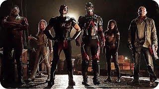 DCs LEGENDS OF TOMORROW Season 3 TRAILER Comic Con (2017) CW Series