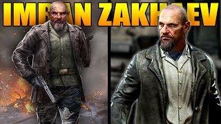 The Full Story of Imran Zakhaev (Modern Warfare Story)