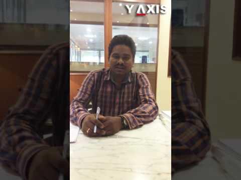 Ramesh K Canada Student Visa PC Vaibhavi Ghawalker