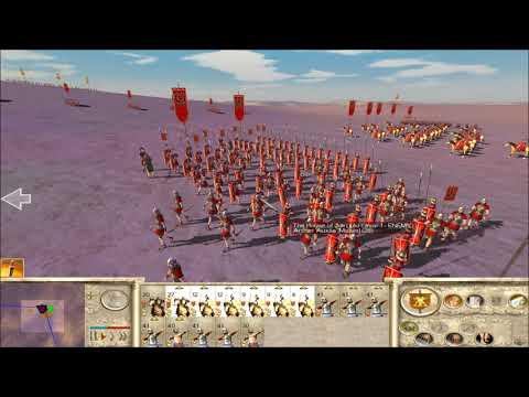 Rome Total War Online Battle #2482: