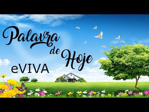 PALAVRA DE HOJE 10 DE MARÇO eVIVA MENSAGEM MOTIVACIONAL PARA REFLEXÃO DE VIDA - BOM DIA!