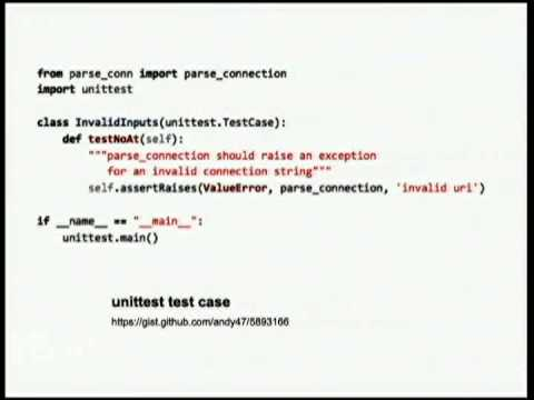Image from Why I use py.test and maybe you should too